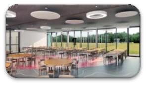 MOE-Acoustique-Restaurant-scolaire-Sim-Engineering