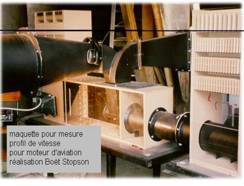maquette mesures acoustiques