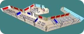 traitement acoustique restaurant part Sim Engineering